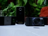 Video : Playing With the Moto Z Play
