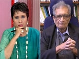 Video: Notes Ban 'Despotic' And 'Authoritarian': Nobel Laureate Amartya Sen