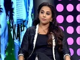 Video: Can't Play Similar Roles: Vidya Balan