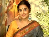 Video : 'Wanted To Quit Acting, Didn't Want To Be Judged': Vidya Balan