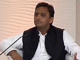 Video : Can't Say If I'll Be Chief Ministerial Candidate, Says Akhilesh Yadav
