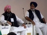 Video : Amarinder Singh, Sukhbir Badal On The Battle For Punjab