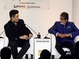 Video : I Have No Capability To Be President, Amitabh Bachchan Tells Karan Johar