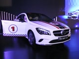 Video : First Look: Mercedes-Benz CLA Facelift