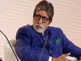 Video: Amitabh Bachchan on KBC's Fate After Currency Ban