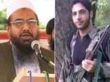 Video: Burhan Wani Spoke To Lashkar Chief Hafiz Saeed, Sought Support