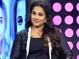 Video : Vidya On Hollywood Plans And Working In A Khan-Film