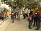 Video : After 5 Months Of Lockdown, Kashmir Goes To School On Weekends