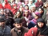 Video : Protests In Kashmir After Civilians Killed In Anti-Terror Operations