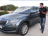 Video : Skoda Kodiaq First Look Review