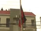 Video : Jayalalithaa 'Very Grave', Party Office Flag At Half-Mast