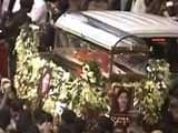 Video : Jayalalithaa To Be Buried In Sandalwood Casket Next To Mentor MGR