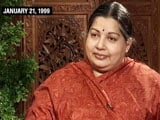 Video: A Life Away From Madding World, Jayalalithaa's Dream Before The Turn of Century