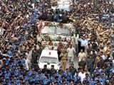 Video: Millions Inconsolable As Their Beloved 'Amma' Is Given A Final Tribute