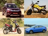 Video: Contenders For The Car And Bike Viewers' Choice Awards 2017