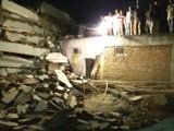 Video: 10 Feared Dead As 6-Storey Building Collapses In Hyderabad