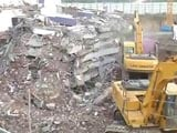 Video : 6 Dead After 6-Storey Building Collapses In Hyderabad