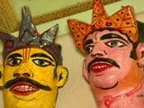 Video: Mask Making In Assam's Majuli For Autumn Festivities