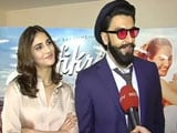 Video : '<i>Befikre</i> Isn't Frivolous,' Says Ranveer Singh