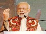 Video: Terrorists, Naxals Gain From Fake Notes, Says PM Modi In Gujarat