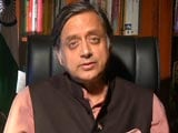 Video: Liberalism Has Been Equated With Elitism, Says Shashi Tharoor