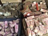 Video: Over 13 Crores Seized In Raid On Law Firm In South Delhi, Rs. 2 Crore In New Notes