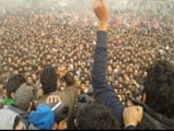 Video : Funeral Of Dead Terrorists Keep Drawing Huge Crowds In Kashmir