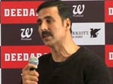 Video : Akshay Kumar Not Ready To Play Dara Singh Onscreen