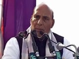 Video : Pakistan Will Get Splintered Into 10 If It Doesn't Mend Ways, Warns Rajnath Singh