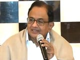Video : Even Natural Calamity Would Not Cause Such Pain: Chidambaram On Notes Ban