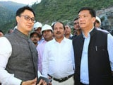 Video : 'Revenge With Shoes' For Allegations Of 450-Crore Scam: Minister Kiren Rijiju