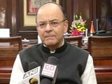 Video : 'Not Surprised Congress Uncomfortable With Notes Ban': Arun Jaitley