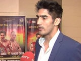 Video : I will Give my 100 Per Cent to Defend Title vs Cheka: Vijender