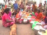 Video : After Cyclone Vardah, Tamil Nadu District Goes To Petrol Pumps -- For Water