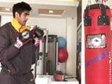Video : Vijender Singh Gears up to Defend Title Against Francis Cheka