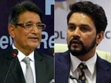 Video: BCCI Chief Anurag Thakur Seems To Have Committed Perjury: CJI