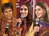 Video: Rajnikanth, Big B's Daughters: A Common Journey