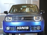 Video : First Look: Maruti Suzuki Ignis
