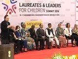 Video : Nobel Laureates And Leaders For Children Summit 2016