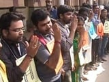 Video : Suburban Train Network A Solution To Benagluru's Traffic Jams, Say Protesters