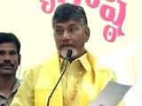 Video : 'Breaking My Head Daily'; BJP Ally Chandrababu Naidu's 180 On Notes Ban