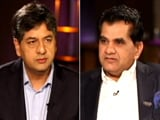 Video: India Among Top 25 Business-Friendly Countries In 5 Years: Amitabh Kant
