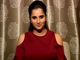 Video : I Rate Myself 6.5 on 10 in 2016: Sania Mirza
