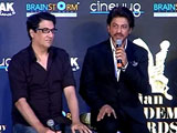 Video : None Of My Performance Deserves A National Award: SRK