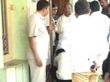Video : After Video Of Man Helping Siddaramaiah With Shoes, A Rush To Explain
