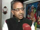 Video : Making Suresh Kalmadi IOA Life Patron Unacceptable: Vijay Goel