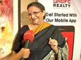 Video: Renu Sud Karnad On Property Prices And HDFC's New App