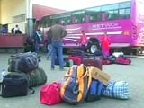 Video : Transportation, Mobile Internet Resume In Manipur's Imphal