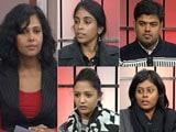 Video : Student Leaders Debate 50 Days of Cash Ban