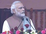 Video : With One-Liners, PM Modi Trashes BSP, Congress And SP In Lucknow